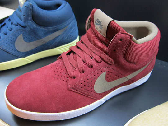 buy popular a18f1 82430 Look for all three colorways of the Paul Rodriguez V Mid to release next  spring at authorized Nike SB retailers.