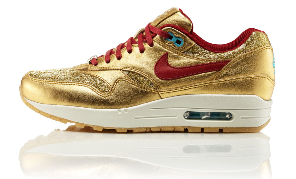 Nike Women's 2014 Black History Month BHM Collection - Nike Air Max 1 (1)