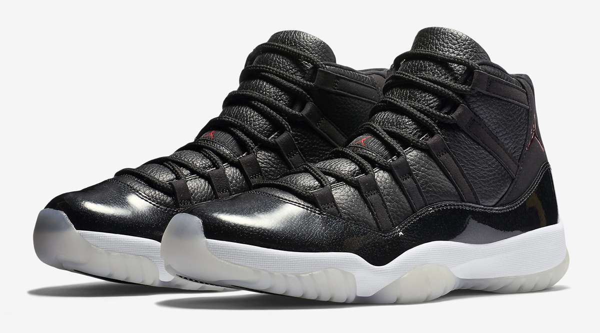 the best attitude e58d9 1a25f Air Jordan 11  72-10  Release Date and Pricing Info