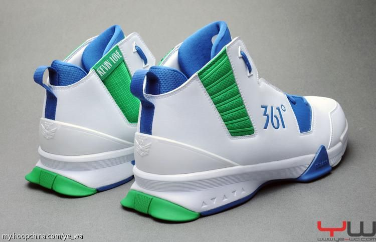 361 Degrees Kevin Love Shoes 2