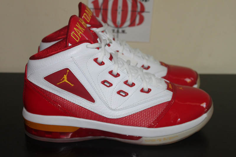 Jordan 16.5 - Oak Hill Academy Sample 2
