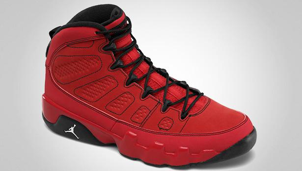 7bf0c42660ac1 11 03 2012 Air Jordan Retro 9 302370-645 Challenge Red White-Black  160.00