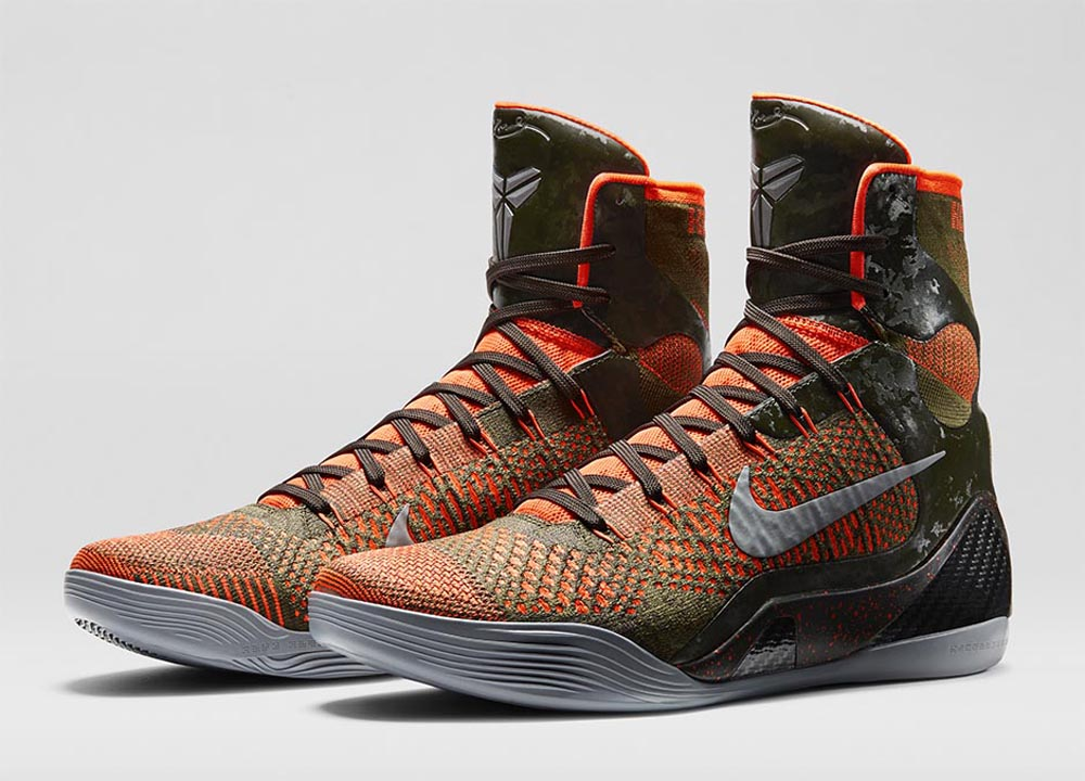 buy online c591a 5b335 An Official Look at the Nike Kobe 9 Elite