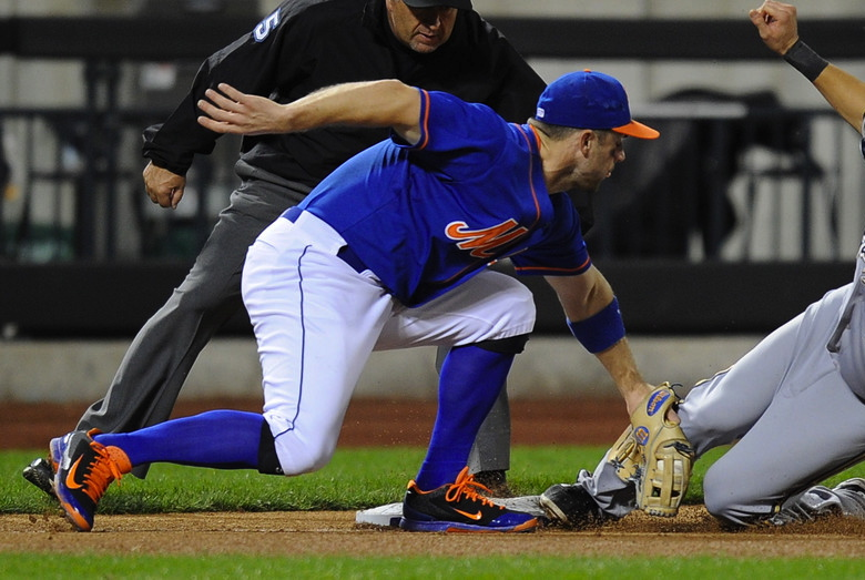 MLB Watch Best of 2013 David Wright Nike Air Huarache Pro Low Mets PE