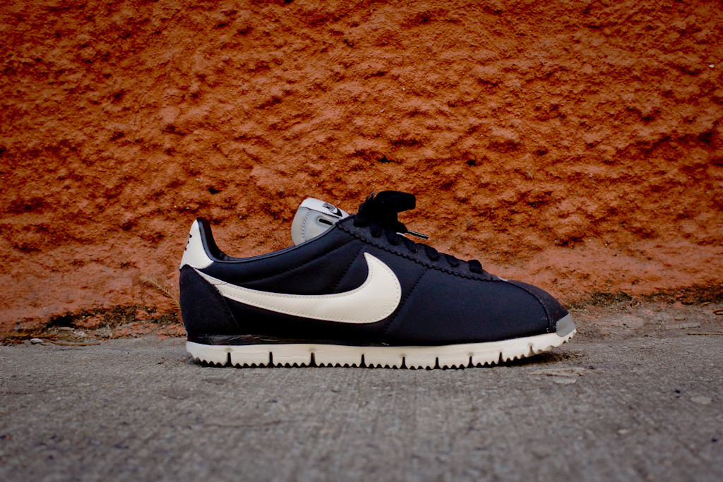 buy online 8476e 6f13f Nike Cortez NM QS - Black Sail