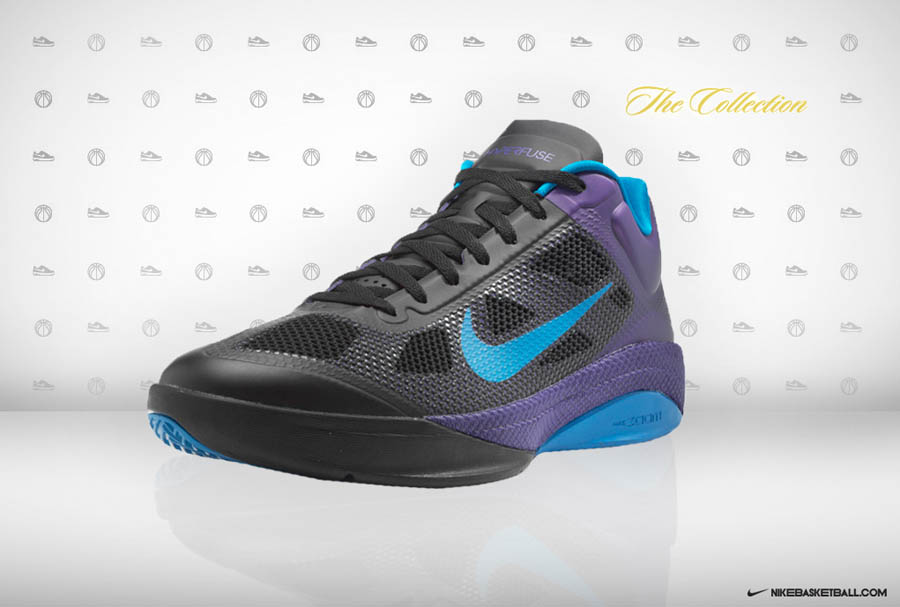 Nike Zoom Hyperfuse Low - Trevor Ariza Playoff Player Exclusive