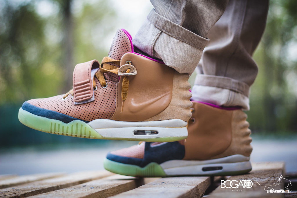 Nike Air Yeezy 2 'Net' by Maggi (10)