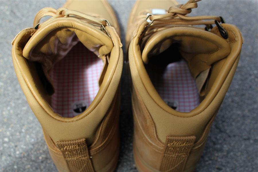 Nike Air Force 1 High Military Boot Black