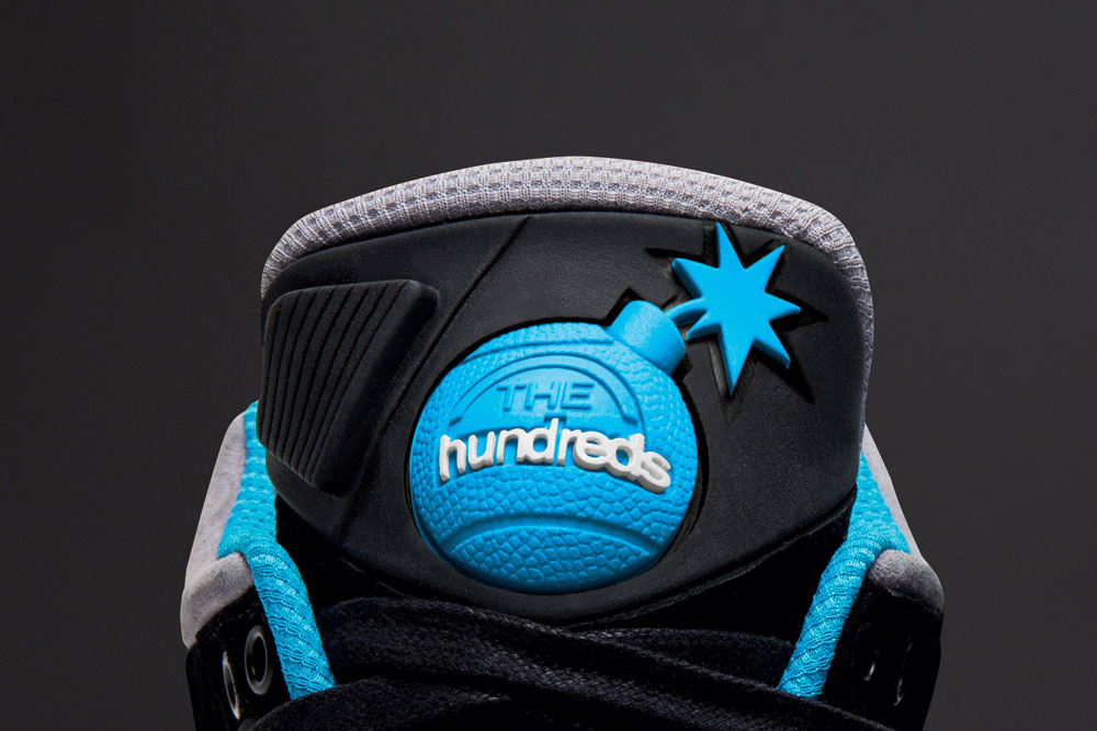The Hundreds x Reebok Pump
