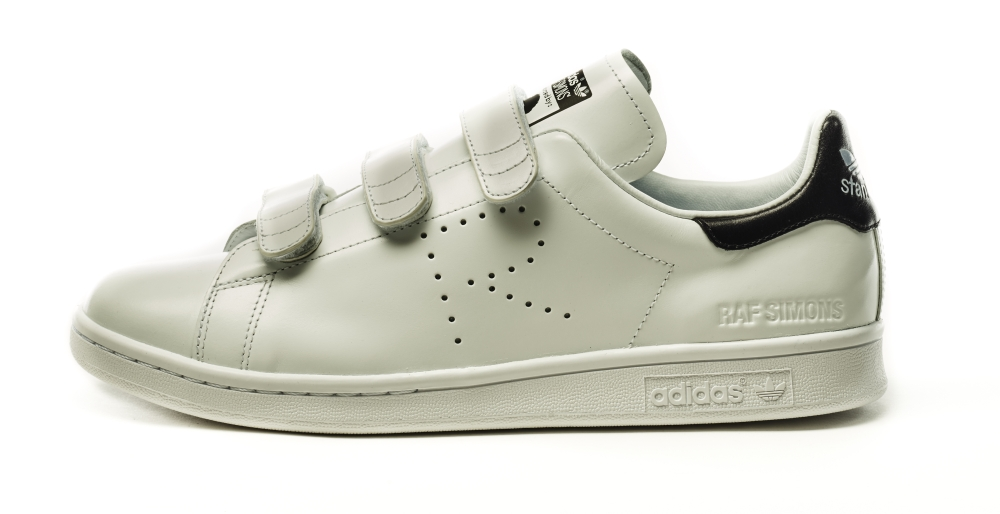 Raf Simons Adidas Stan Smith Comfort White