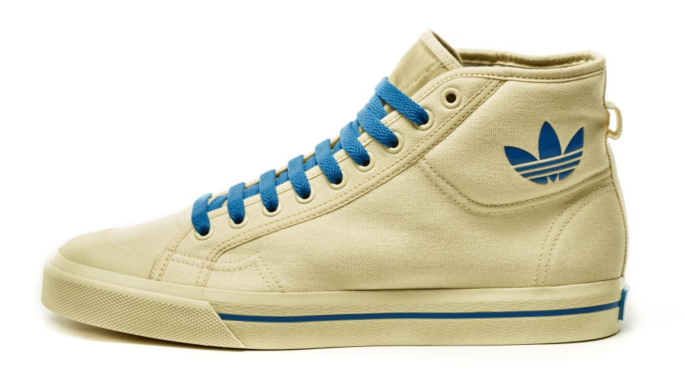 Raf Simons Adidas Matrix Spirit High White Blue