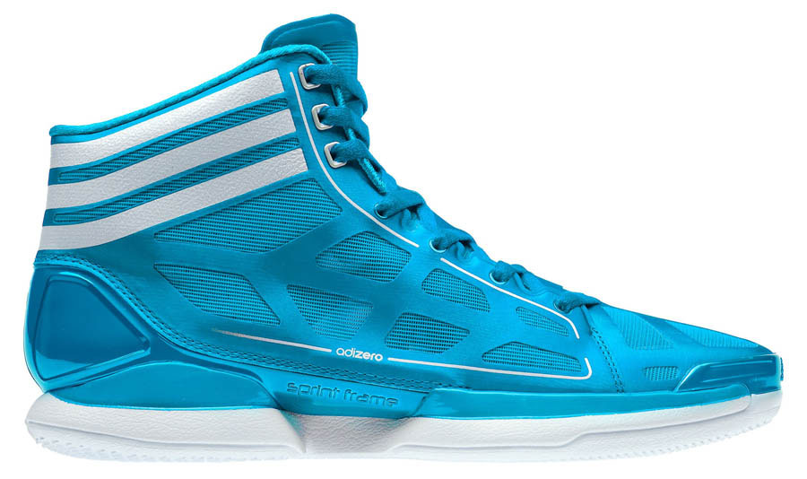 adidas adiZero Crazy Light Sharp Blue