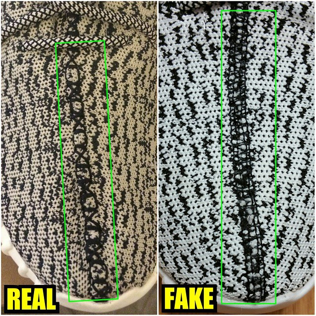 a12bc7df7e5 How To Tell If Your adidas Yeezy 350 Boosts Are Real or Fake | Sole ...