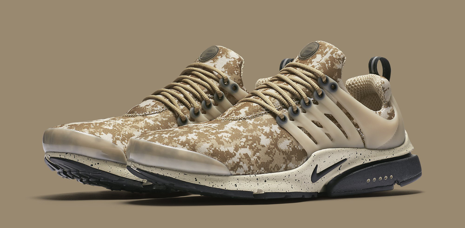 digi camo nike air presto sole collector. Black Bedroom Furniture Sets. Home Design Ideas