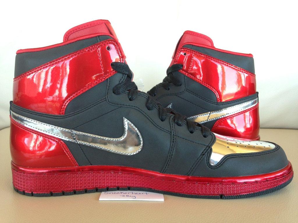 e72a45267a24 Legends of the Summer  Air Jordan 1 Fetching Big Bucks on eBay ...
