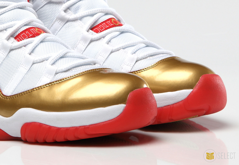 Ray Allen Air Jordan 11 XI Two Rings Championship PE // Official Photos (10)