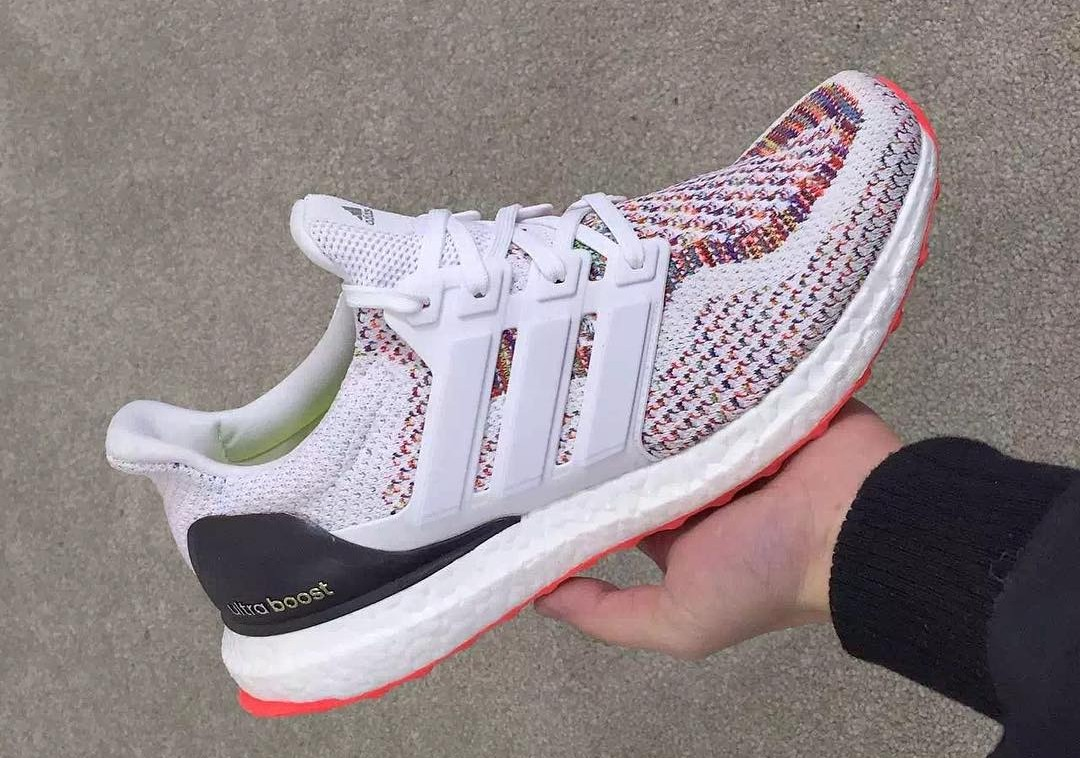 Adidas Ultra Boost Red White
