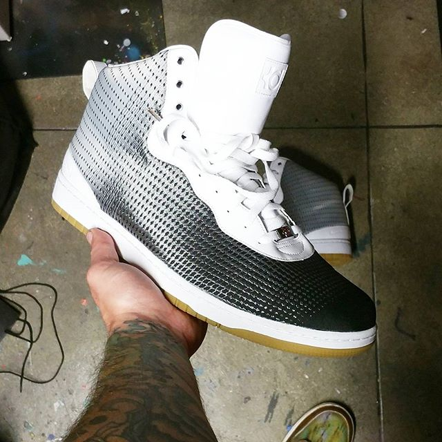 d47a658d5006 The Strangest Nike KD Sneaker Yet