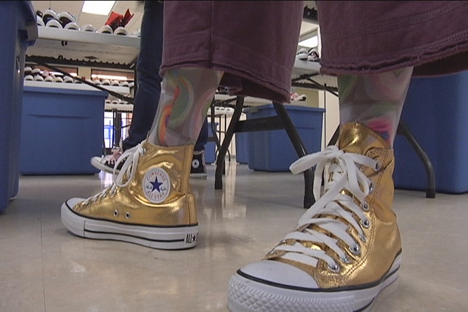 Penny Gold Converse Chuck Taylor All Star Collection (2)