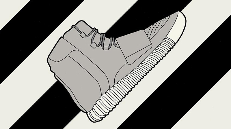 3b8ae4cb9 Watch Cops Detain an Uncontrollable Guy at the adidas Yeezy Boost ...
