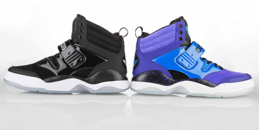 reputable site 0a68a 88975 adidas Originals Hackmore - BlackWhite  Two-Tone Blue