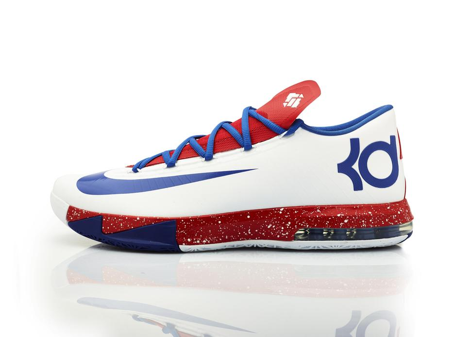A Look Back At All The Nike KD 6 Colorways So Far