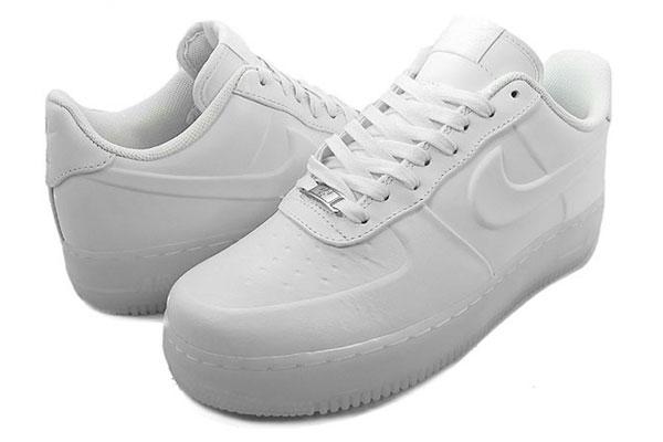 premium selection fe42a a70da Nike Air Force 1 Low VT PRM QK - White - New Images