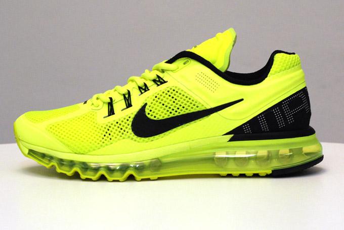 best website a47fa 50c2f Nike Air Max 2013  Volt