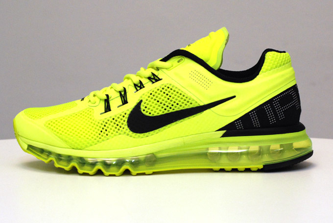 buy popular ef8e8 0f15c Nike Air Max 2013  Volt    Solecollector