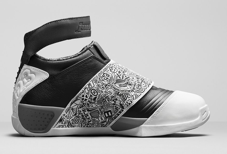 9a36da80e80d A familiar scheme for the 20th Anniversary Air Jordan.