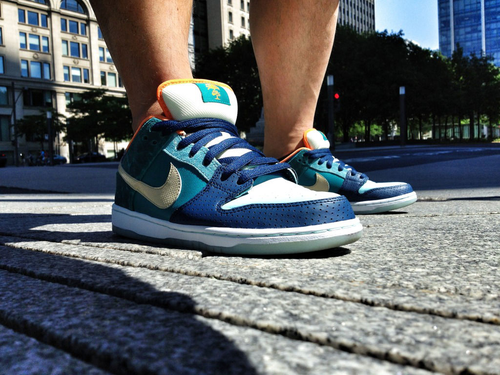 Spotlight // Forum Staff Weekly WDYWT? - 8.24.13 - MIA Skate Shop x Nike Dunk Low SB by Shooter