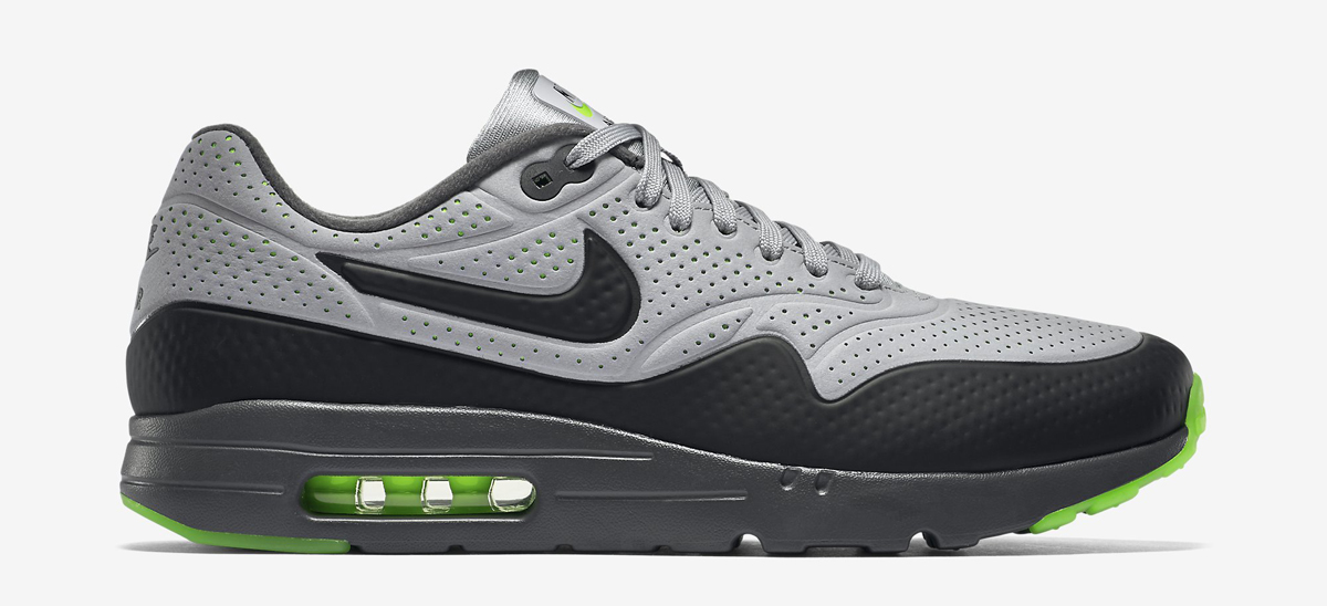 Nike Air Max 1s With Shades of 'Neon 95'