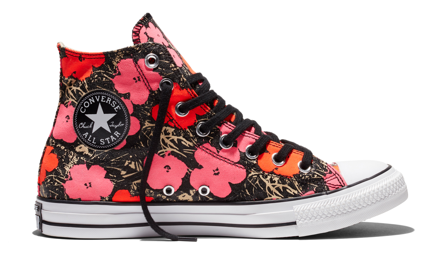 caae688d5f9cbd Converse Makes Glow in the Dark Andy Warhol Chuck Taylors