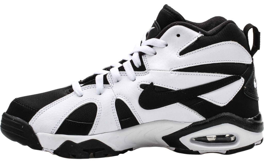sports shoes c04fb e120a Nike Air Diamond Fury Black White 724971-001 (2)