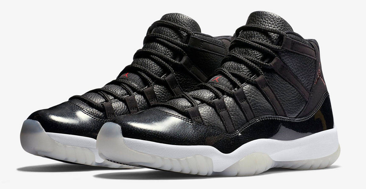 The  72-10  Air Jordan 11 Is Releasing Earlier Than Expected  e53d49b53