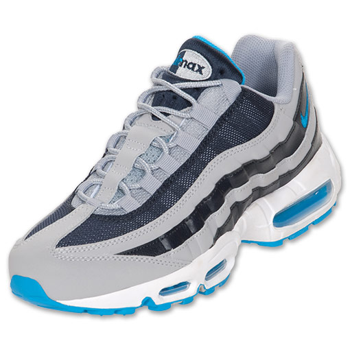 This latest look for the timeless Air Max 95 is now available from Finish  Line. 1bfe4b0fb