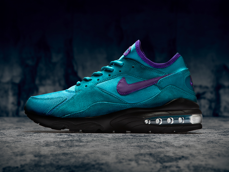Nike Air Max 93 Teal size? Exclusive