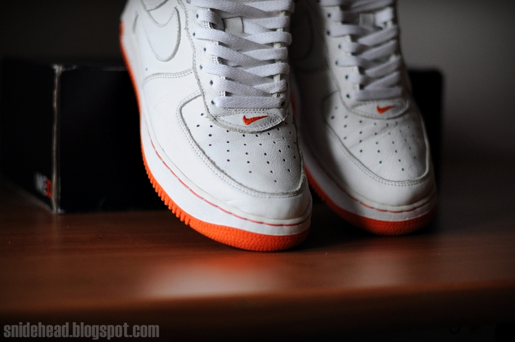 10 Things That Make For A Great Air Force 1 | Sole Collector