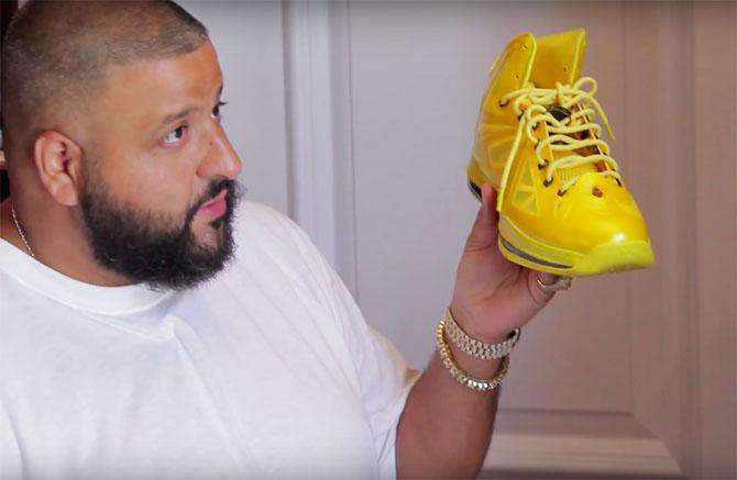 d256fcc2a729 Nike LeBron 10. Actual Nickname  Must Be The Honey DJ Khaled Nickname  All  Eyez On Me (Tupac Voice)