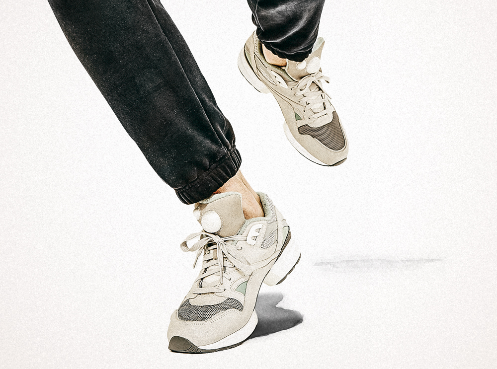 Garbstore Reebok Sneakers