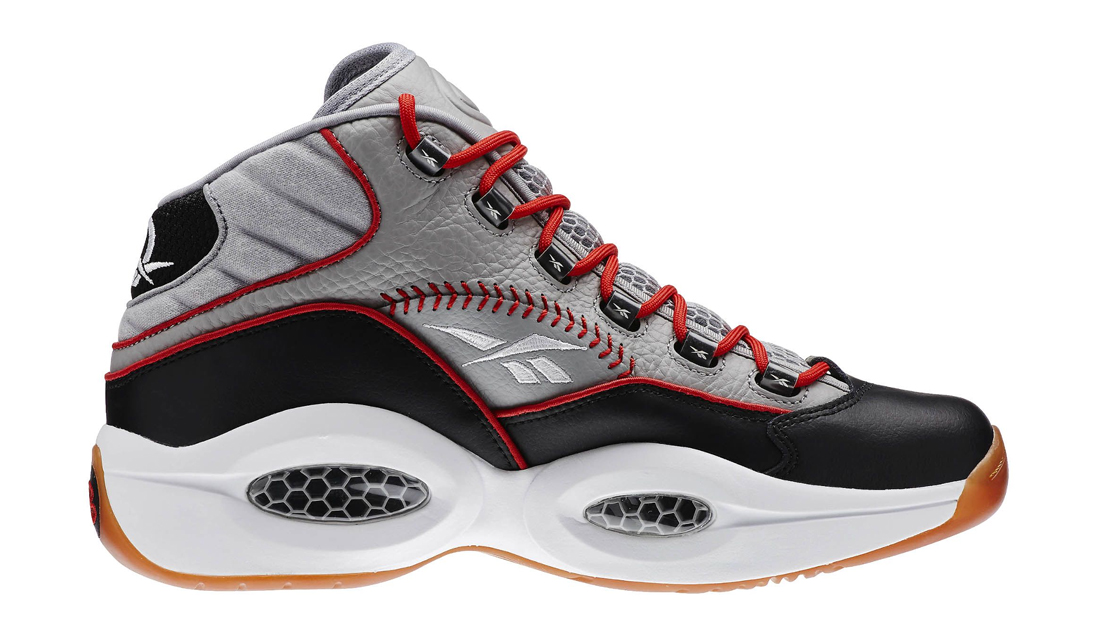 Reebok Question Mid Quot Practice Quot Reebok Sole Collector