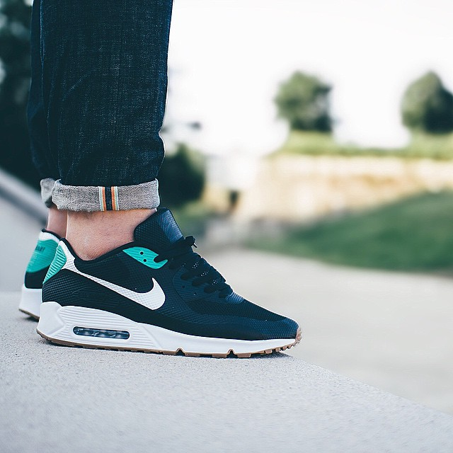 e1de2fb9f4 Air Max 90 Hyperfuse. NIKEiD Tiffany Designs (44)