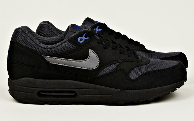 d4b5cef59d Nike Air Max 1 in Black and Grey | Sole Collector