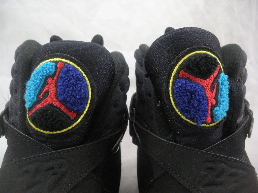 9242dde85eff Air Jordan 8 Aqua Factory Error