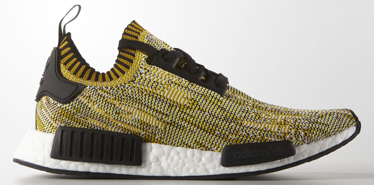 adidas NMD Yellow (1)