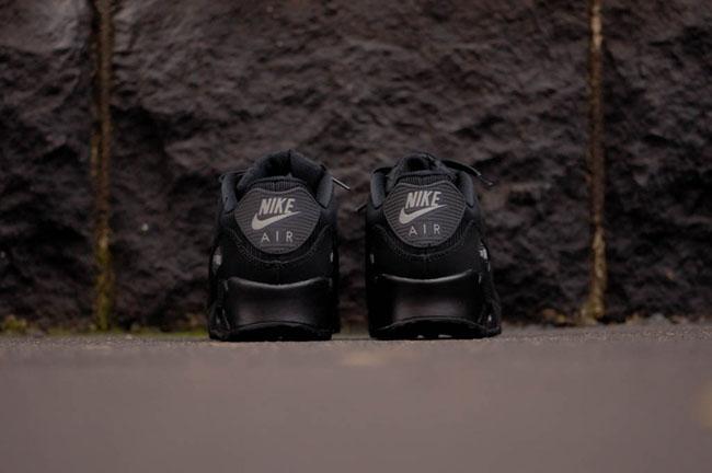 Nike Air Max 90 CMFT PRM Tape 'Reflective Pack' Black | Sole