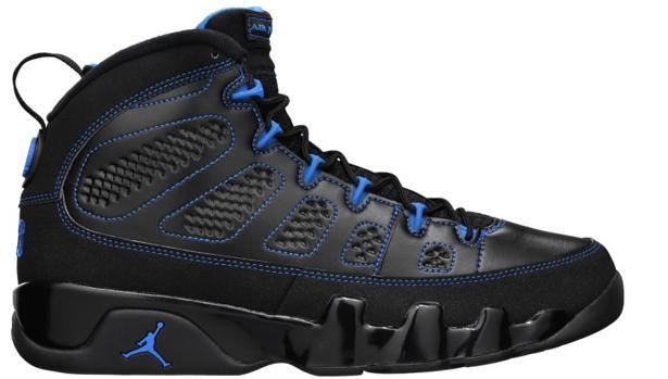 Air Jordan 9 Retro Black Bottom