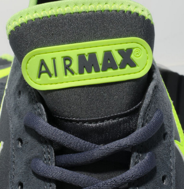Nike Air Max 93 size? Exclusive in Grey Volt tongue