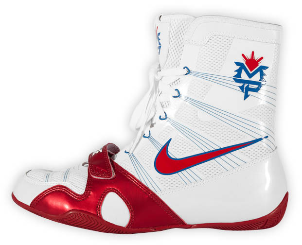 nike hyper fly mp manny pacquiao boxing boots sole