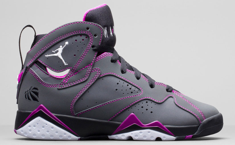 buy popular 7e1a4 54521 Air Jordan 7 Valentine s Day Release Date 705417-016